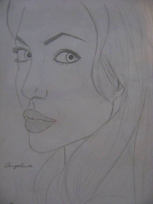 Angelina Jolie by InsideOut